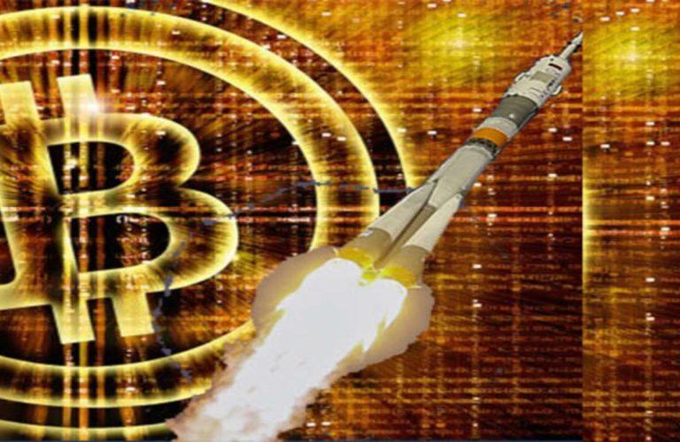 Bitcoin sobe mais que 10% em 2 horas